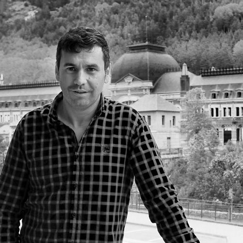 FERNANDO SÁNCHEZ MORALES alcalde de Canfranc