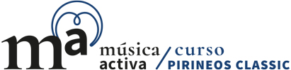 Música Activa Logo Curso Pirineos Classic