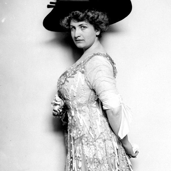 Música Activa Mujeres Compositoras Alma Mahler