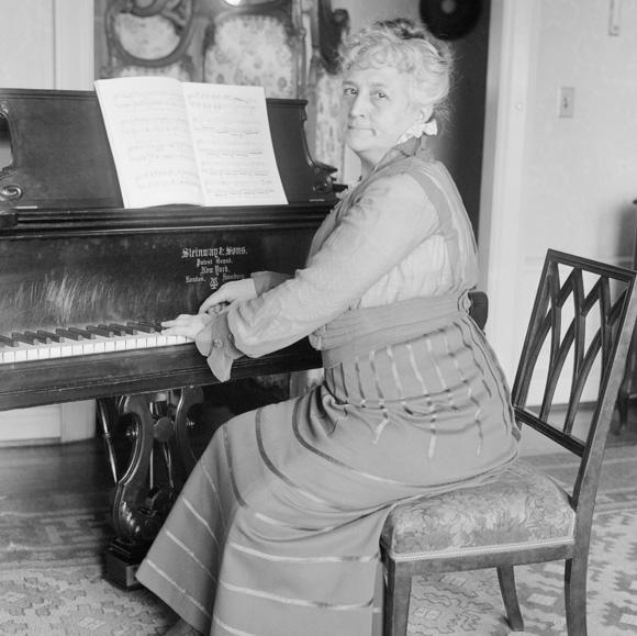 Música Activa Mujeres Compositoras Teresa Carreño