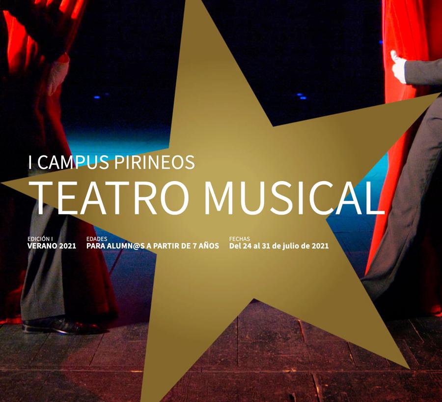 Cursos de Teatro Musical para niños y jóvenes